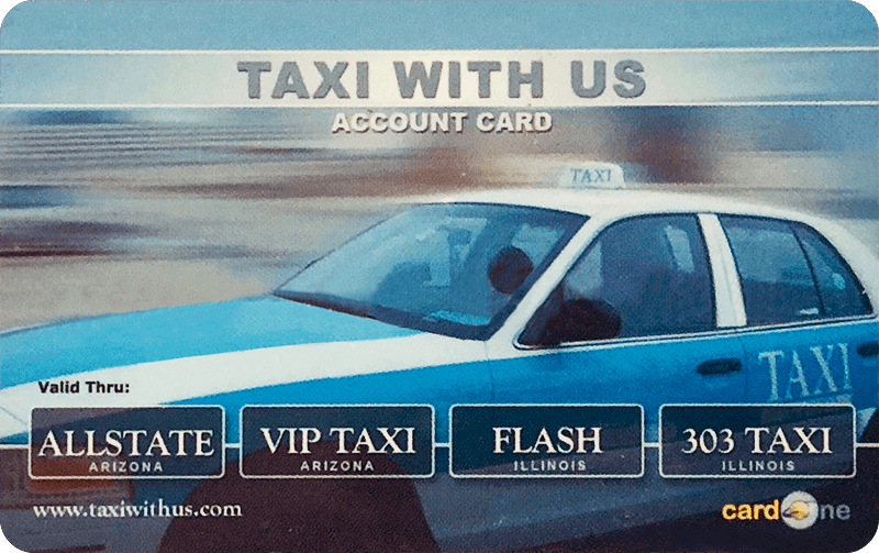 account card